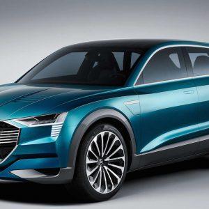 Бум электрических кроссоверов: Mercedes, Audi и BMW