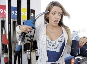 Цены на бензин растут как на дрожжах
