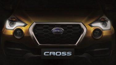 Первый внедорожник Datsun показали на видео