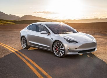Tesla Model 3 признана самым безопасным автомобилем в США