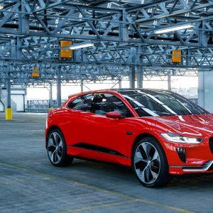 Jaguar I-PACE признан «Европейским автомобилем года»