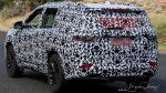 Первые шпионские фото нового Jeep Wagoneer