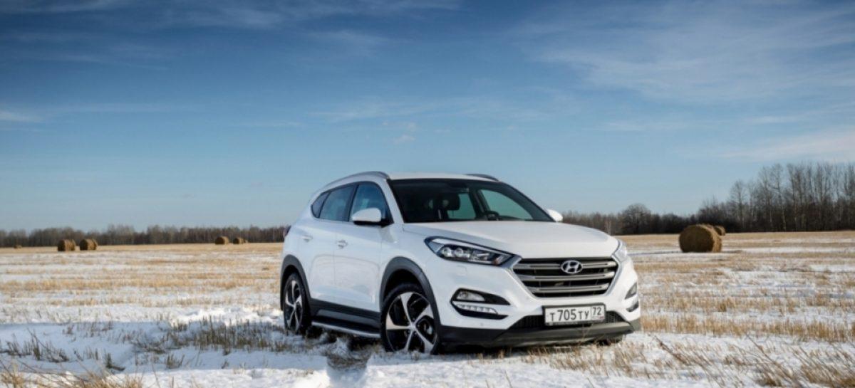 Новые комплектации Hyundai Tucson