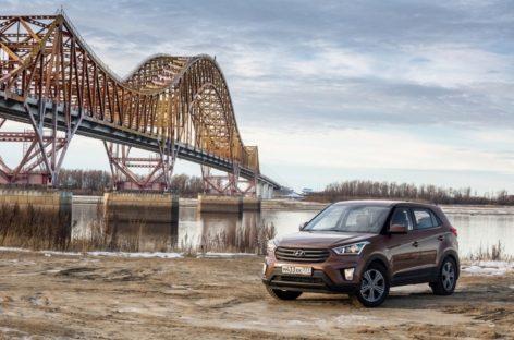 Продажи Hyundai Creta перешагнули 80 000-ый рубеж