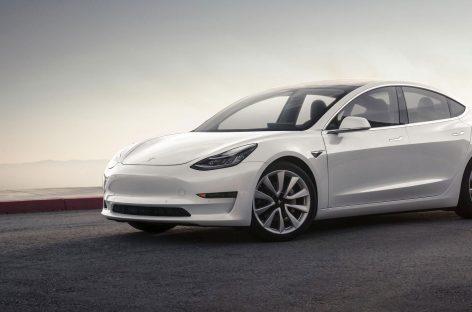 Заказывайте Tesla Model 3 – уже можно!