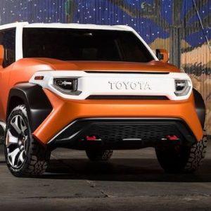Toyota возродит внедорожник FJ Cruiser в новом облике