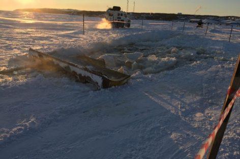 В ЯНАО водитель трактора погиб при обустройстве зимника