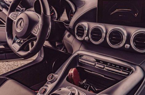 Лимитированная версия Mercedes-AMG GT R