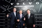 Volvo Car Almaty – первый дилерский центр в Казахстане