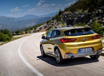 Новый BMW X2 уже приехал в США