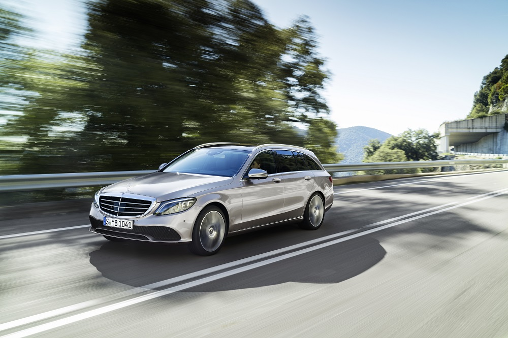 Mercedes-Benz C-Klasse T-Modell Exclusive