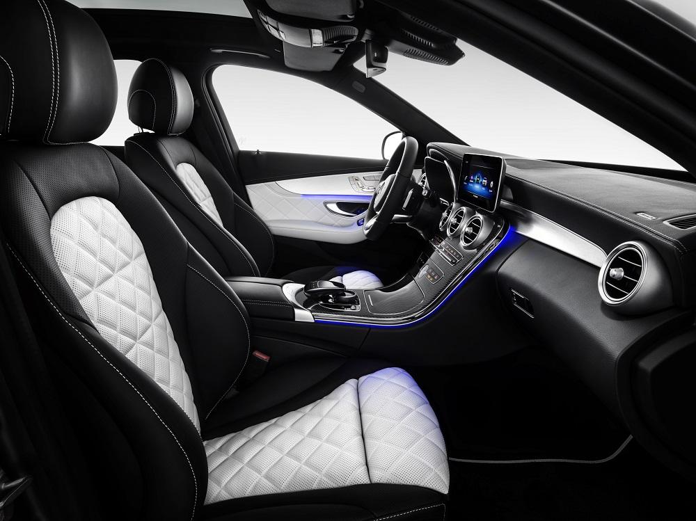 Mercedes-Benz C-Klasse Limousine AMG-Line