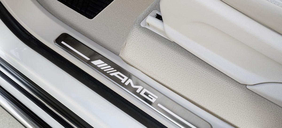 Mercedes-AMG G 63: ещё больше тяги и маневренности