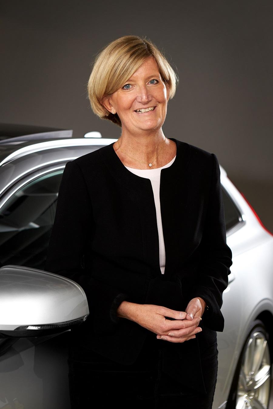 Мария Хемберг старший вице-президент Volvo Car