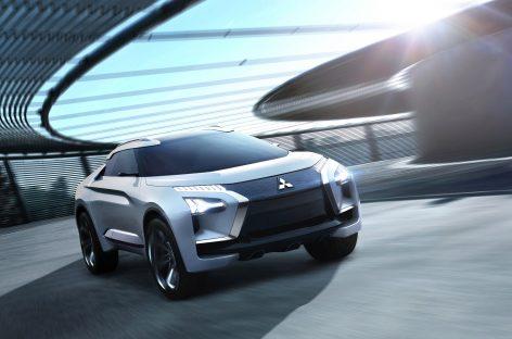 Mitsubishi привезёт в Женеву два новых автомобиля