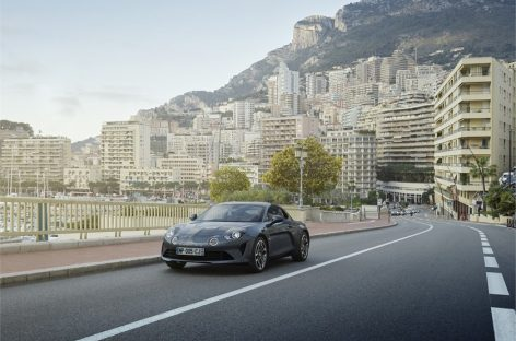 В Женеве покажут две новые версии Alpina A110
