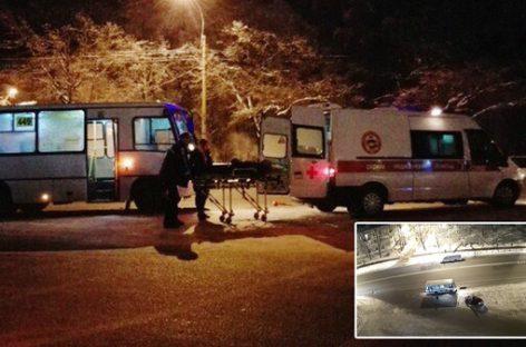 В Петербурге пассажир насмерть забил водителя автобуса