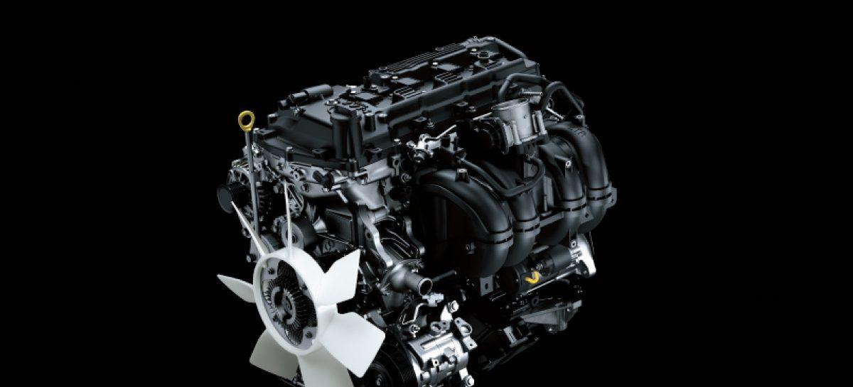 Toyota Fortuner теперь и с бензиновым движком