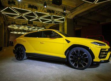 Премьера Lamborghini SSUV Urus