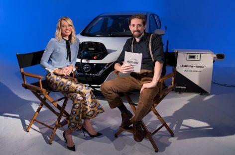 Nissan представит фирменный стиль нового электромобиля Формулы Е