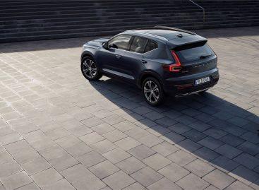 В Volvo XC40 установят новый трехцилиндровый двигатель