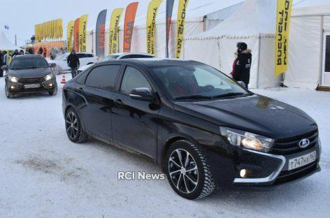 Президентская версия Lada Vesta Signature