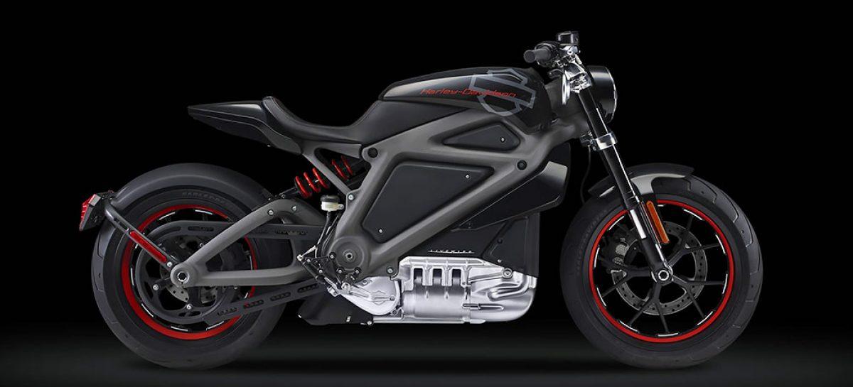 Harley Davidson TRON?
