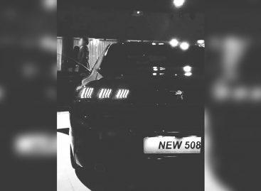 Шпионские фотографии нового Peugeot 508