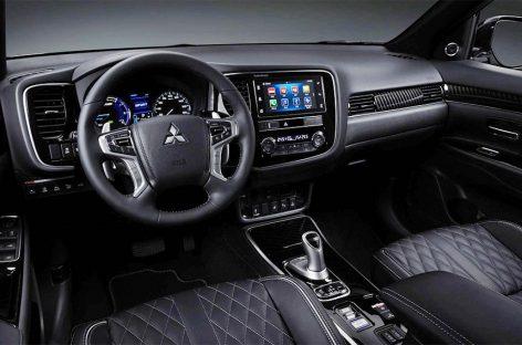В топе продаж – Mitsubishi Outlander