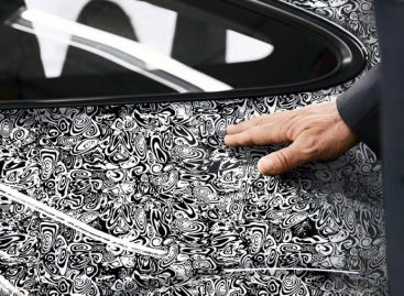 Первые фото нового купе Porsche 911
