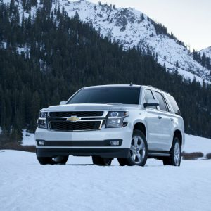 Chevrolet Tahoe в России