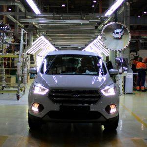 Ford будет проверять качество инфракрасными камерами