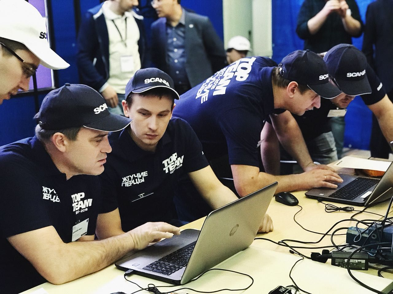 Финал Scania Top Team