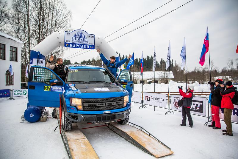 победители Баха «Россия – Северный лес»