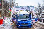 Сергей Успенский выиграл ралли «Пено-2018»