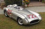 Mercedes показал 5 любимых моделей