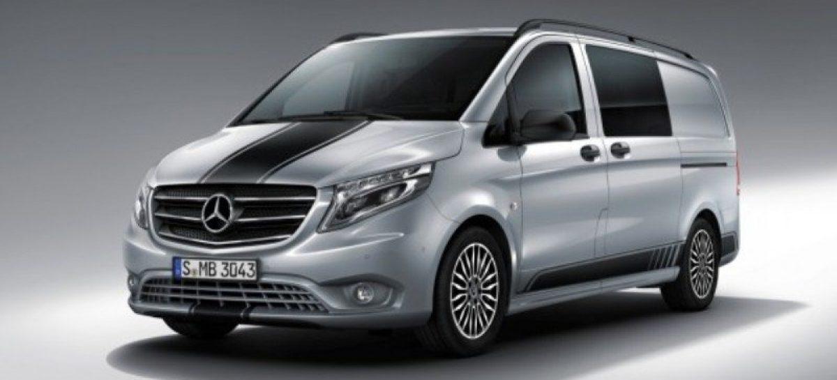 Особый Mercedes-Benz Vito Sport Line