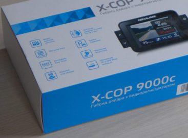 Обзор видеорегистратора-антирадара NEONLINE X-COP 9000c
