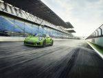 Porsche 911 GT3 RS: ещё легче, ещё мощнее