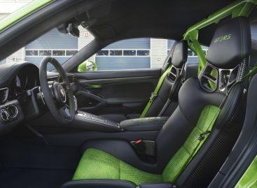 ВЖеневе пройдет мировая премьера Porsche 911 GT3 RS