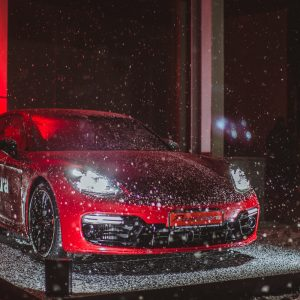 Porsche – автомобильный партнер фестиваля IKRA