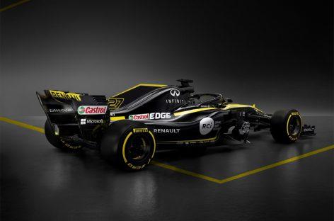 Renault: с новым болидом, к новым победам!