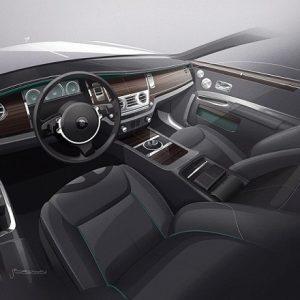 Возрождение легенды - Rolls-Royce Silver Ghost