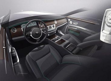 Возрождение легенды — Rolls-Royce Silver Ghost