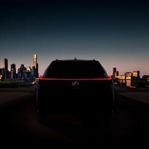 Названа дата премьеры нового Lexus UX