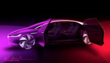 Volkswagen представит I.D. VIZZION