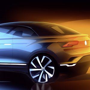 Volkswagen выпустит кросс-кабриолет в 2020 году