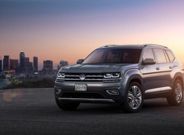 Электромобили и новинки Volkswagen на ММАС 2018