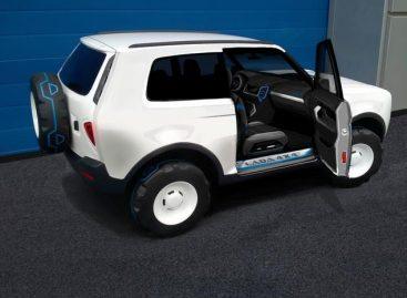 АвтоВАЗ назвал дату появления на рынке новой Lada 4×4
