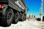 Hankook стала поставщиком шин для Scania